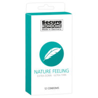 Nature Feeling Condoms - 12 Pieces-Secura Kondome
