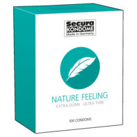 Nature Feeling Condoms - 100 Pieces-Secura Kondome
