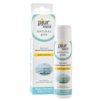 Pjur med Natural glide 100 ml-Pjur