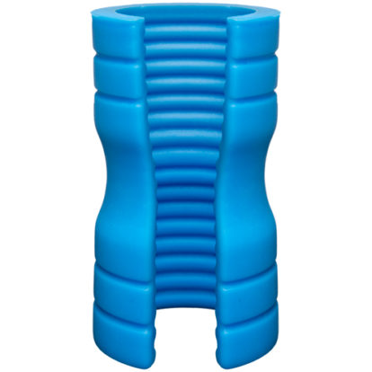 Silicone Stroker - Ribbed-OptiMALE