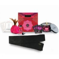 Kamasutra Treasure Trove Strawberry Massage Set-KamaSutra