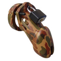 CB-6000 Chastity Cage - Camouflage - 35 mm-CB-X