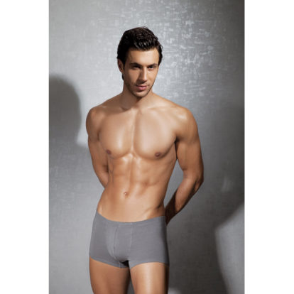 Basic men's boxers - grey-Doreanse