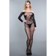 Silent Movies Bodystocking-Be Wicked