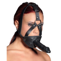 Head Harness with dildo-Zado