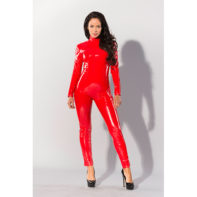 GP Datex Catsuit With Zipper At The Back-Guilty Pleasure