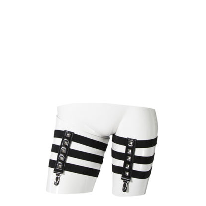 GP Datex Leg Garter Belt-Guilty Pleasure