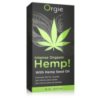 Intense Orgasm Hemp Gel - 15 ml-Orgie
