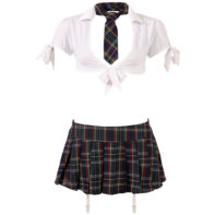 Schoolgirl Set-Cottelli Collection