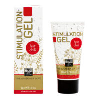 Shiatsu Stimulation Gel - Hot Chili-Shiatsu