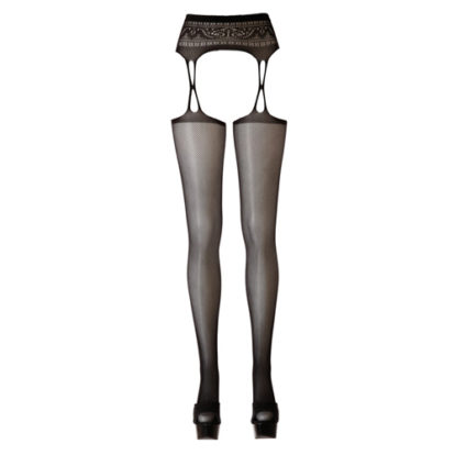 Suspender Belt + Stockings-Cottelli Collection