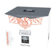 Massage Candle - Sandalwood-Shiatsu