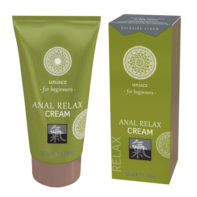 Anal Relaxation Cream For Beginners-Shiatsu