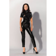 GP Datex Catsuit With Zipper On The Bust-Guilty Pleasure