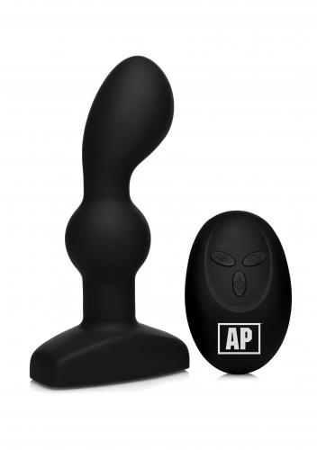 P-Spin prostate Vibrator With Rotating Beads-Alpha-Pro
