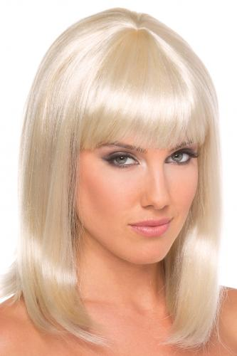 Doll Wig - Blonde-Be Wicked Wigs