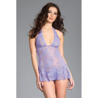 Taylor Babydoll - Purple-Be Wicked