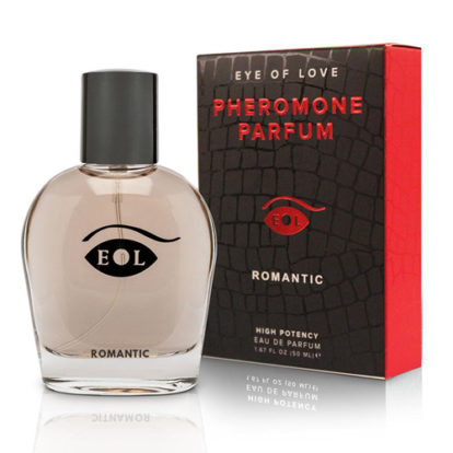 Romantic Pheromones Perfume - Man/Woman-Eye Of Love