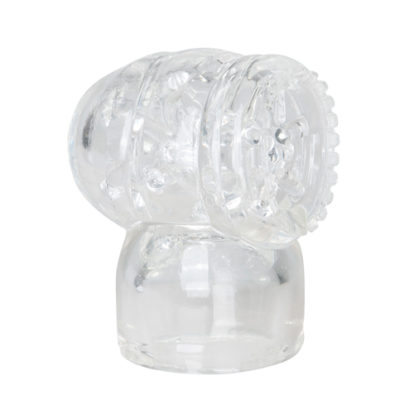 Easytoys Wand Attachment For Men - Clear-Easytoys Wand Collection