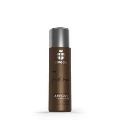 Intense Dark Chocolate Water-Based Lubricant - 50ml-Swede