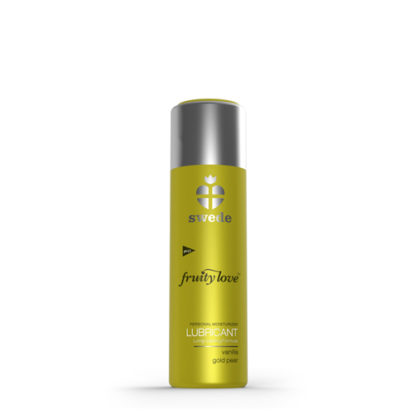 Vanilla/Gold Pear Water-Based Lubricant - 50ml-Swede
