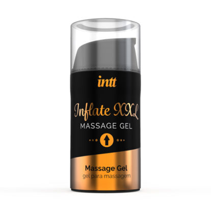 Inflate XXL Massage Gel-INTT