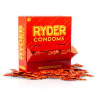 Ryder Condoms - 500 Pcs.-Ryder