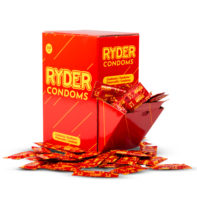 Ryder Condoms - 144 Pcs.-Ryder