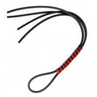 Heavy Duty Silicone Flogger-Strict Leather