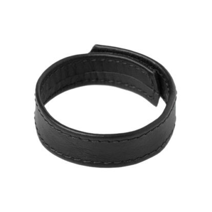 Strict Leather Velcro Cock Ring-Strict Leather